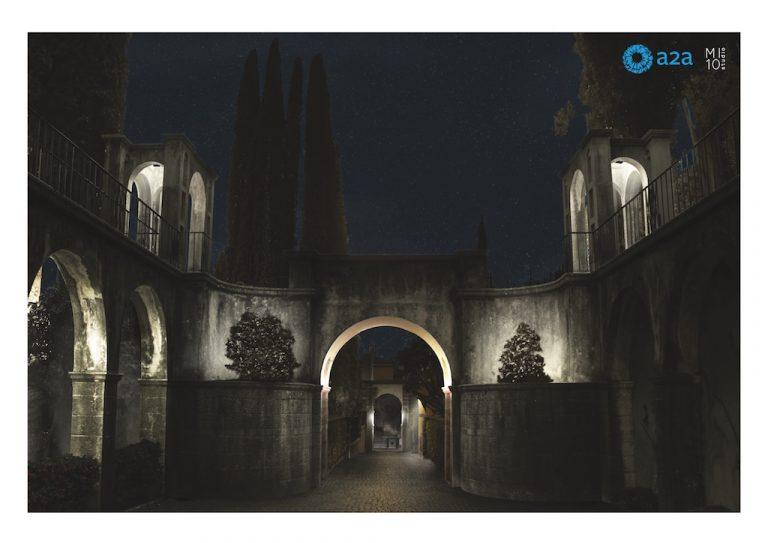 Progetto di illuminazione notturna