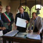 La Nazione 28/01/2017: Pascoli, D'Annunzio e Puccini Quelle «Magnifiche presenze»