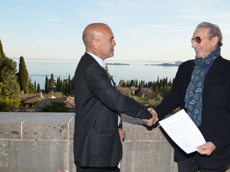 Firmato l'accordo tra la Fondazione Guglielmo Marconi e la rete territoriale GardaMusei