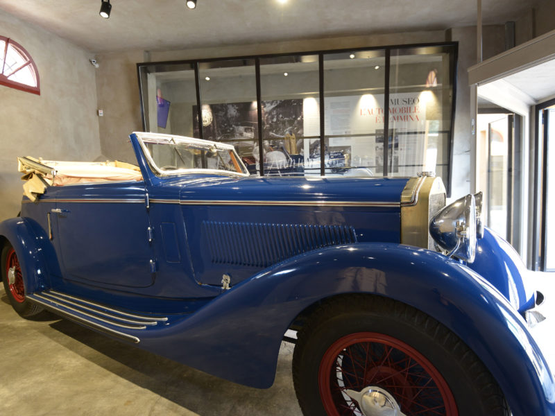 Museo L'Automobile è femmina