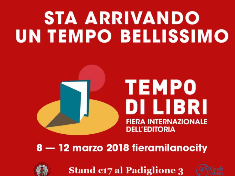 Il Vittoriale degli Italiani a Tempo di Libri (8-12 marzo 2018)