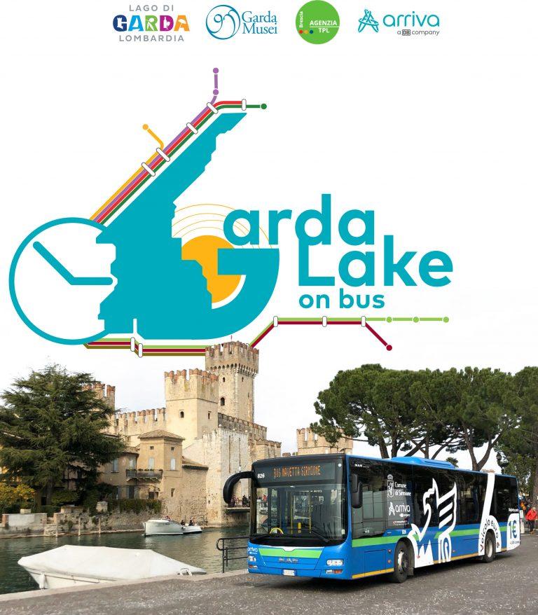 Progetto Gardalake 2018: iniziative e proposte per scoprire e vivere il lago di Garda in BUS.