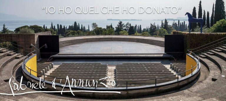 Dona il tuo 5×1000 al Vittoriale degli Italiani