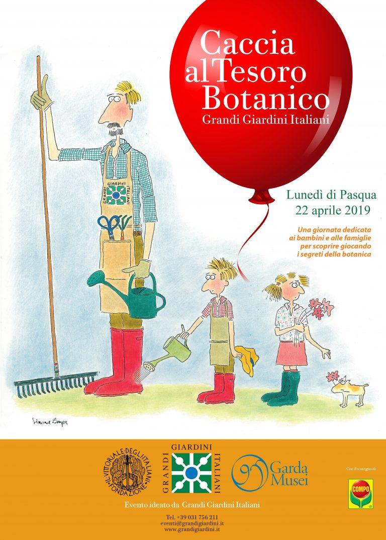 Caccia al Tesoro Botanico – 22 aprile 2019