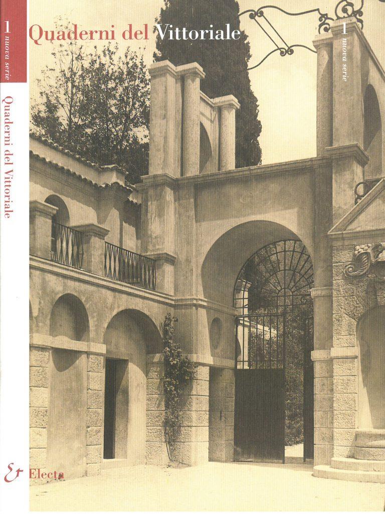 Quaderni del Vittoriale. Nuova serie, n. 1