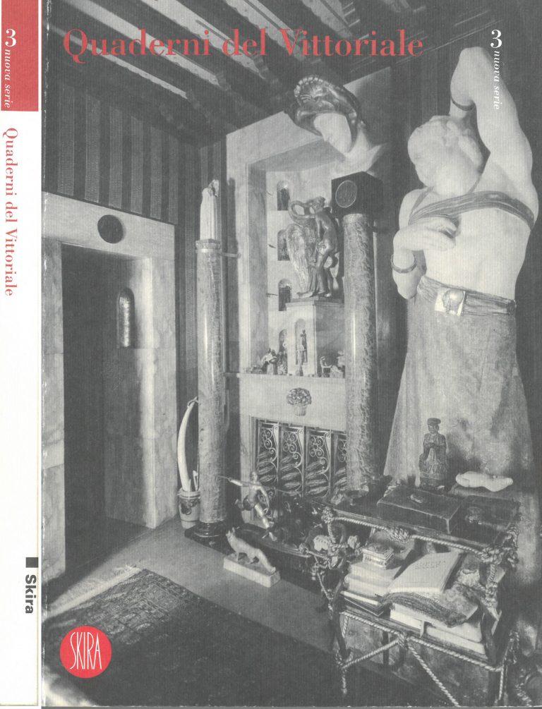 Quaderni del Vittoriale. Nuova serie, n. 3