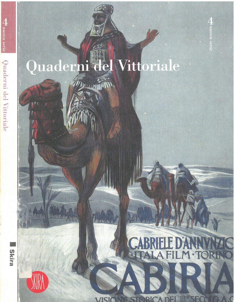 Quaderni del Vittoriale. Nuova serie, n. 4