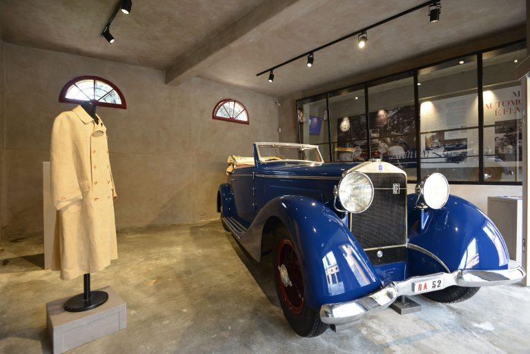 Museo l'Automobile è femmina