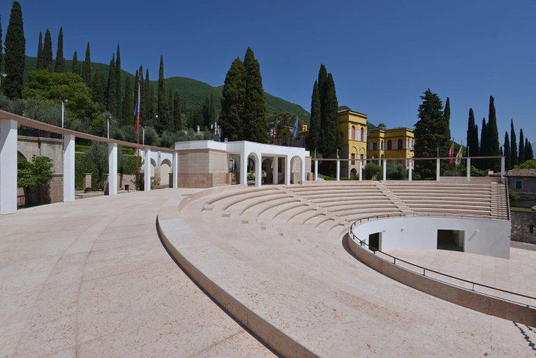 Il Vittoriale degli Italiani riapre il Parco dal 19 dicembre