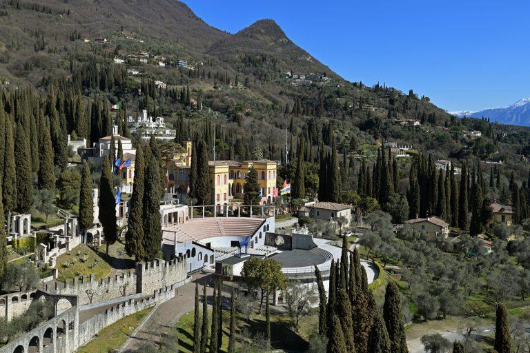 Riapre il Parco del Vittoriale degli Italiani
