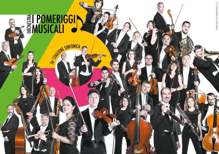 Orchestra I Pomeriggi Musicali al Vittoriale degli Italiani – 14, 21 e 28 luglio 2021