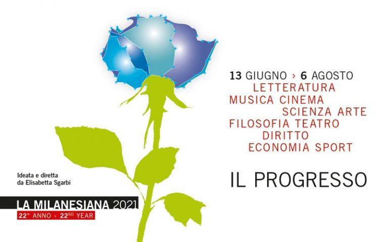 27 luglio ore 21.00 – La Milanesiana
